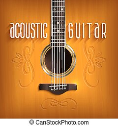 Acoustic Guitar Background
