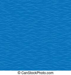 acqua, astratto, struttura, seamless, fondo