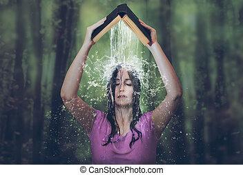 acqua, bibbia