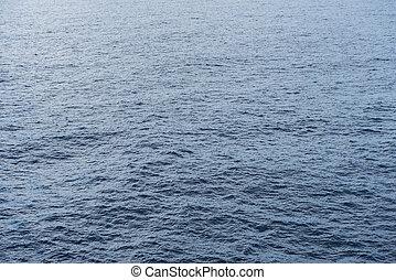 acqua blu, calma, mare