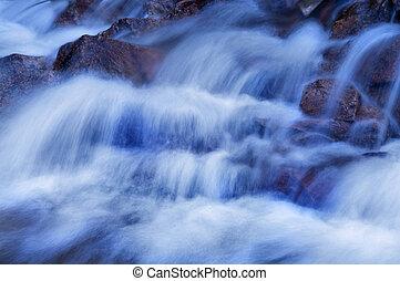 acqua cadente