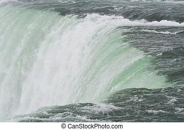 acqua, cascate niagara