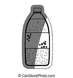 acqua, fresco, bevanda
