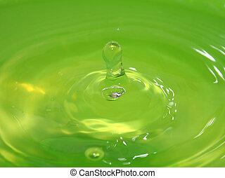 acqua, goccia