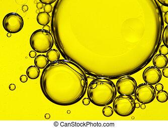 acqua, olio