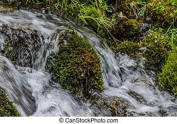acqua, puro, natura