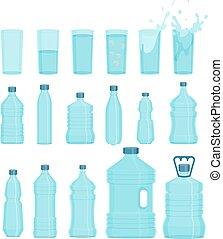 acqua, set., bottiglie
