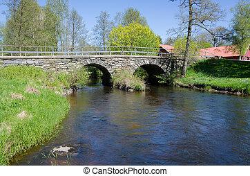 acqua, stonebridge, sotto