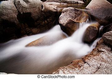 acqua, valle