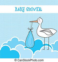 acquazzone bambino, scheda