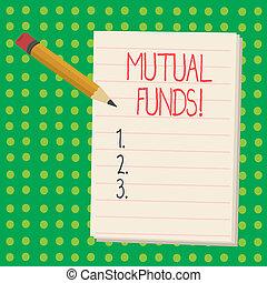 acquisto, comune, concetto, parola, affari, testo, funds., ...