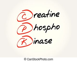 acrônimo, cpk, -, creatine, phosphokinase