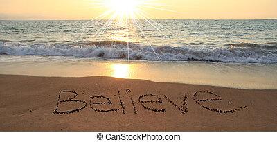 acreditar