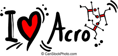 Acro love