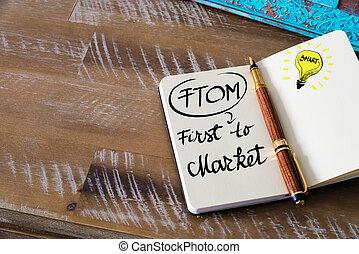 acronyme, marché, ftom, business, premier