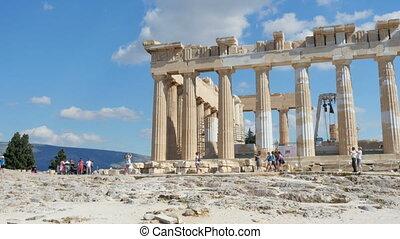 """""""Acropolis, Athens, Greece, 4k"""""""