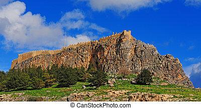 Ancient Greek Town