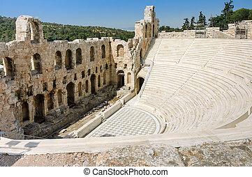 Acropolis Odeon amphitheater