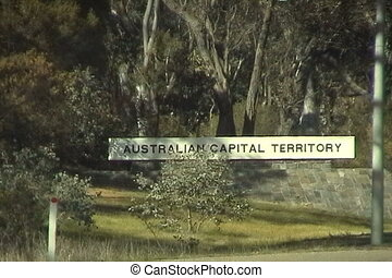 ACT Border