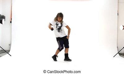 acti, breakdance, adolescent, danse