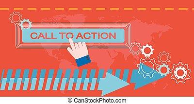 action, appeler