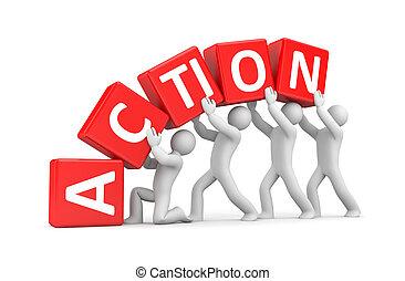Action metaphor