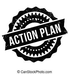 Action plan stamp