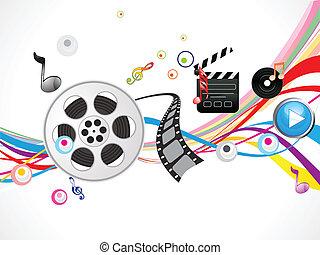 action, résumé, métrage, fond