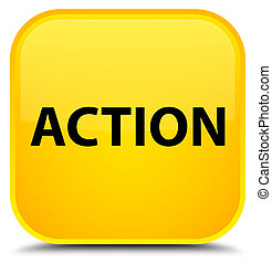 Action special yellow square button