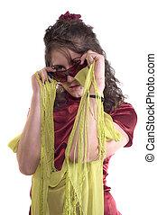 Active fashion girl