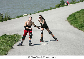 active girls