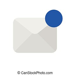 Active message icon