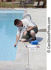 Active Pool  Chemical Testing