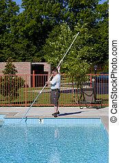 Active Pool  Service Technician