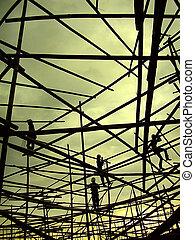 activité construction