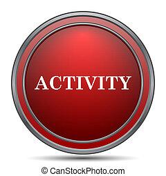 activité, icône