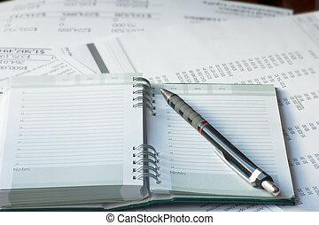 activités, accountin, ordre du jour