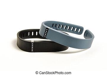 activiteit, fitness, trackers