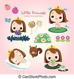 activiteiten, kleine prinses, alledaags