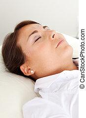 acupuncture, facial, traitement beauté