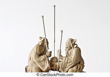 acupuncture obelisk