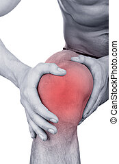 Acute pain in knee