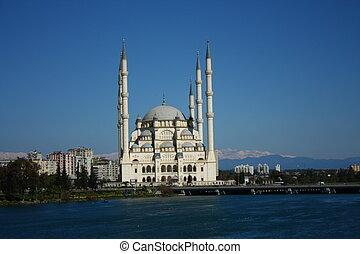 adana, mezquita