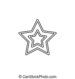 add to favorites icon - favorites button, star