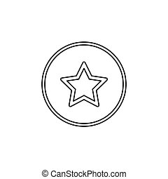 add to favorites icon - favorites, star symbol