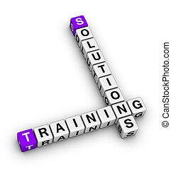 addestramento, soluzione