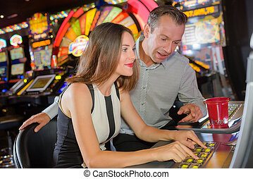 addiction in slot machine