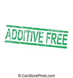 Additive Free Stamp