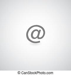 address symbol