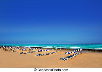 Adeje Beach Playa Las Americas in Tenerife